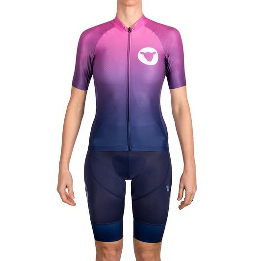 Black Sheep Cycling Summer Of Love Limited Edition Womens Full Kit -  Koolaid ... 56b2c2ad4