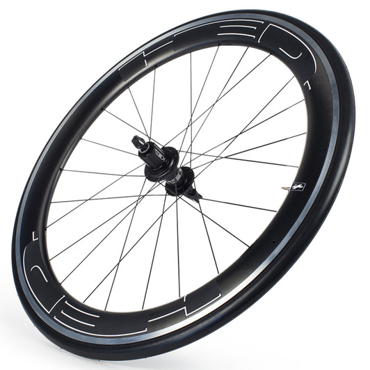 HED Jet 6 Plus Rear Clincher Wheel