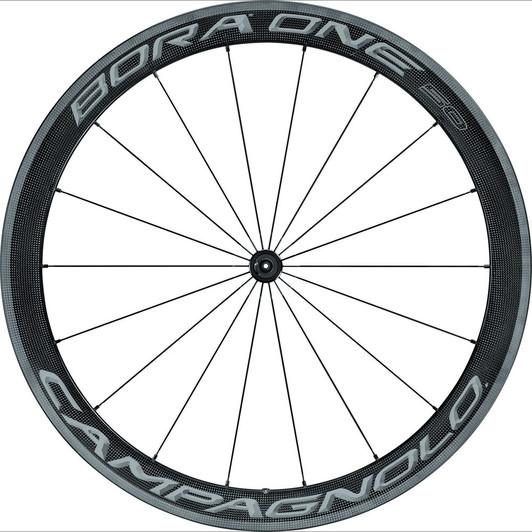 Campagnolo Bora One 50 Dark Clincher Wheelset