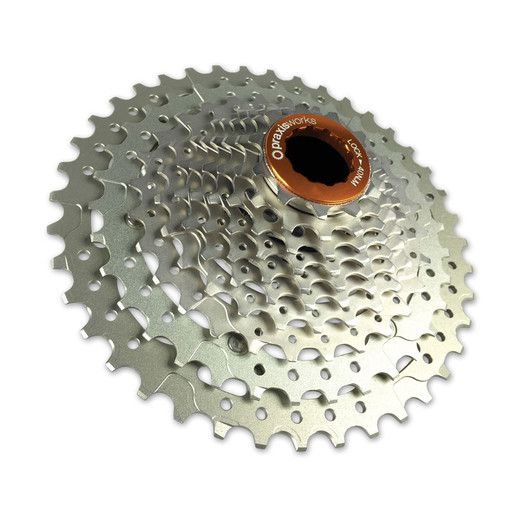 Praxis Works MTB Cassette 11-40 Wide Range 10-Speed
