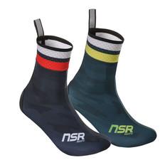 NSR Riding Flash Spectrum Shoe Covers