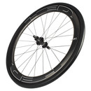HED Jet 6 Black Carbon Clincher Rear Wheel