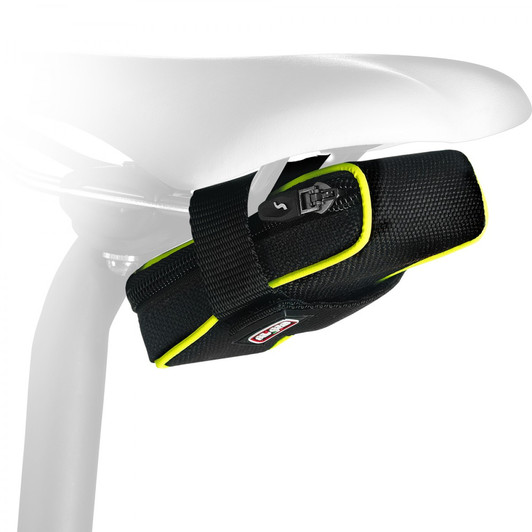 SciCon Elan 210 Fluo Saddle Bag