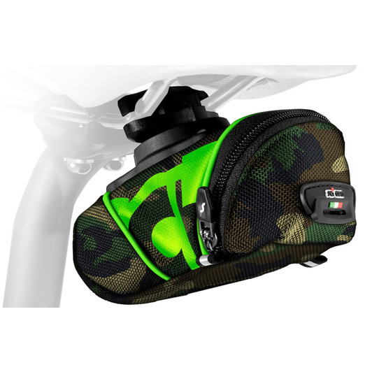 SciCon Hipo 550 Camo Fluo RL 2.1 Saddle Bag