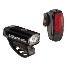 Lezyne Hecto 400/KTV 10 Light Set