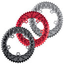 Absolute Black Premium Race Oval SRAM Outer Chainring