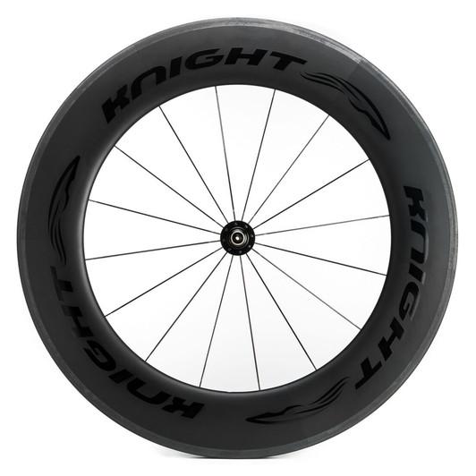 Knight Composites 95 Carbon Clincher DT240 Front Wheel