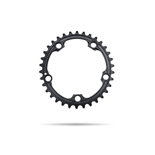Absolute Black Premium Race Oval SRAM Inner Chainring