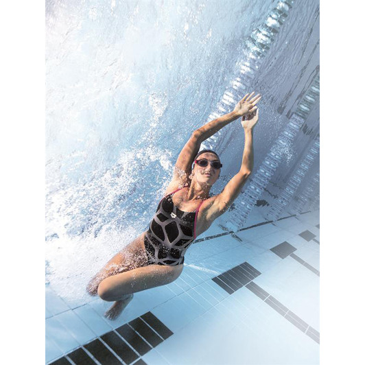 Arena Spider Booster Back Womens Swim Costume