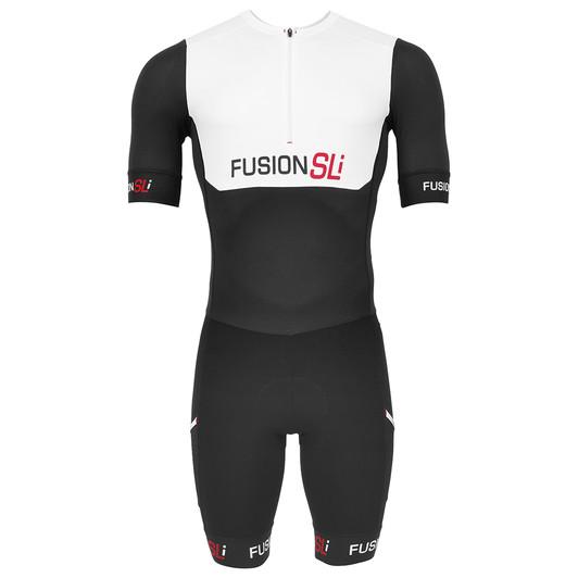 Fusion SLI Short Sleeve Trisuit