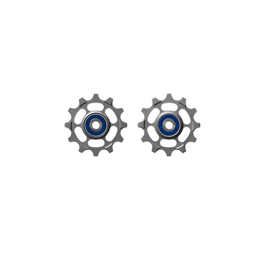 CeramicSpeed Coated Titanium Pulley Wheels For SRAM 11 Speed