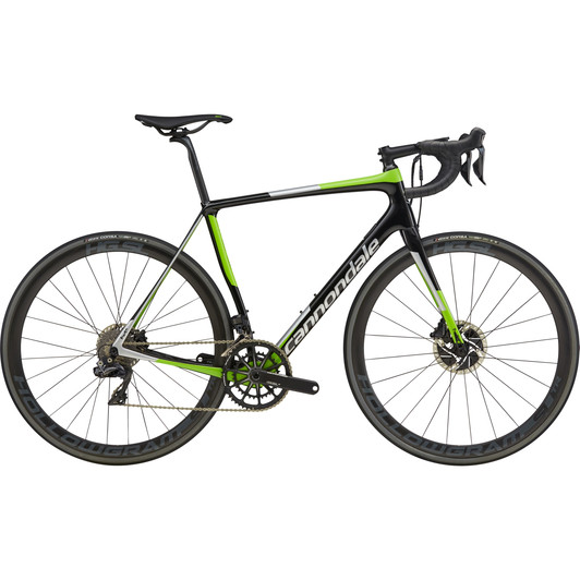 Cannondale Synapse Hi Mod Disc Dura Ace Di2 Road Bike 2018