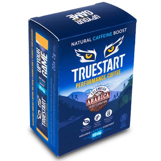 TrueStart Performance Coffee 20 Single 2g Sachets