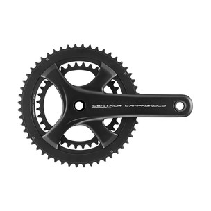 Campagnolo Centaur 11 Speed Chainset - Black