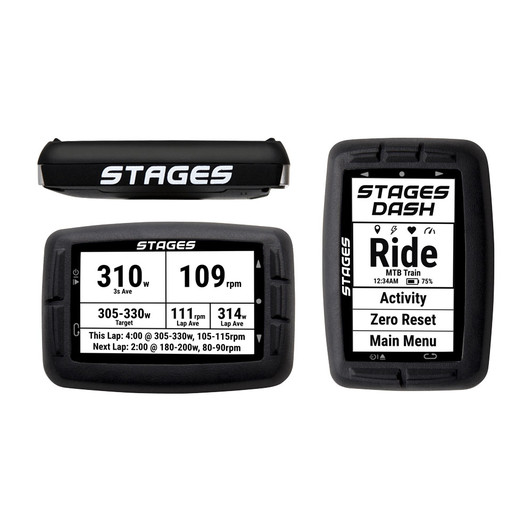 Stages Cycling Dash GPS Cycle Computer  39f6af3ce1035