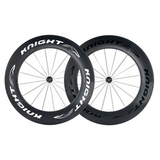 Knight Composites 95 Carbon Clincher DT240 Front Wheel
