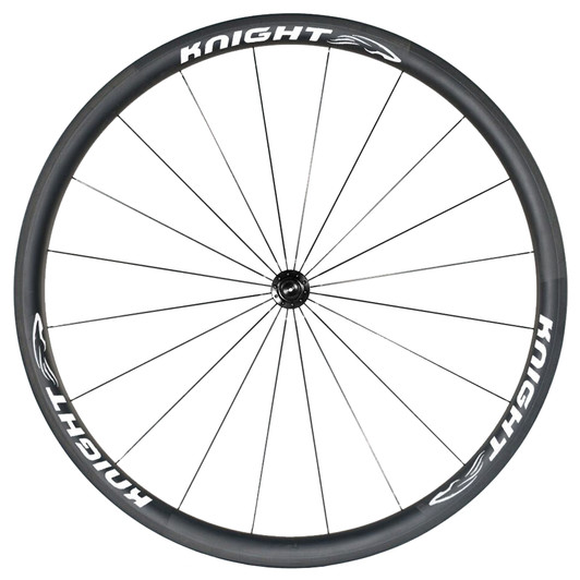 Knight Composites 35 Carbon Clincher DT240 Front Wheel