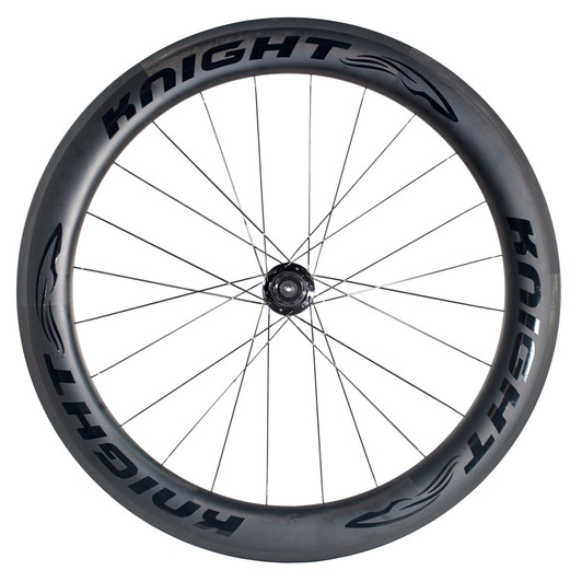 Knight Composites 65 Carbon Clincher DT240 Rear Wheel