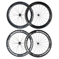 Knight Composites 65 Carbon Clincher Chris King R45 Wheelset