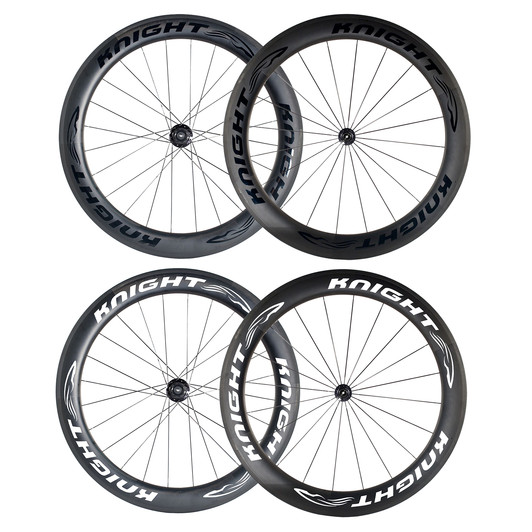 Knight Composites 65 Carbon Clincher Chris King R45 Wheelset | Sigma ...