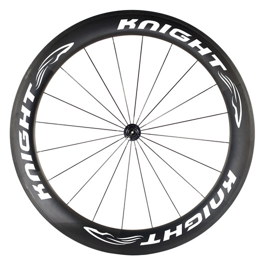 Knight Composites 65 Carbon Clincher R45 Front Wheel