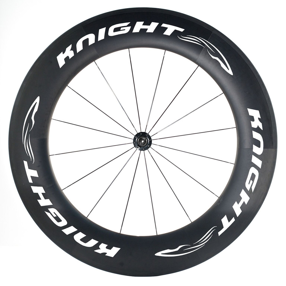 Knight Composites 95 Carbon Clincher R45 Front Wheel
