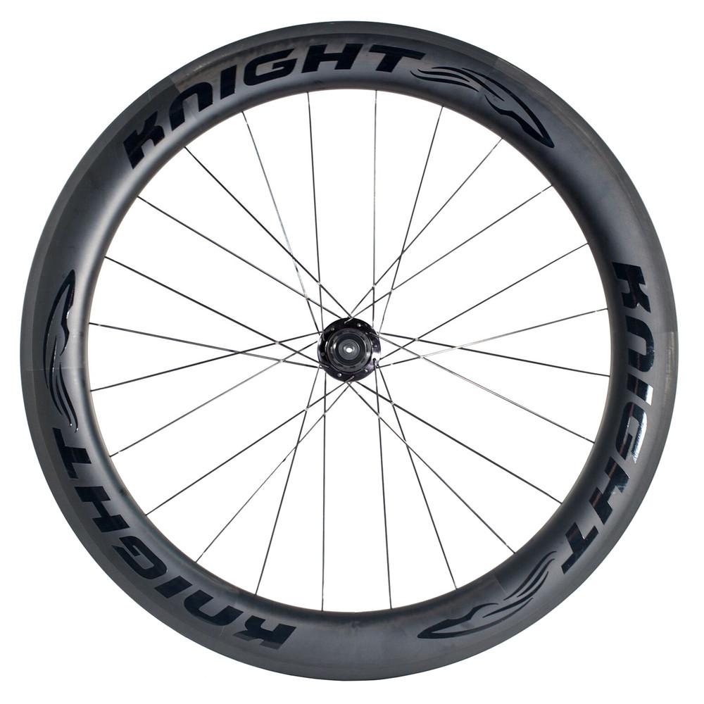 Knight Composites 65 Carbon Clincher R45 Rear Wheel