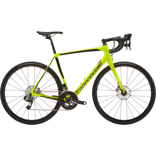 Cannondale Synapse Carbon Disc Red ETap Road Bike 2018