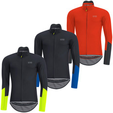 Gore Bike Wear Power Windstopper Long Sleeve Jersey