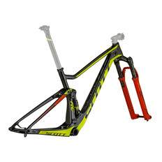 Scott Spark RC 900 WC HMX Mountain Bike Frame + RockShox Fork 2018
