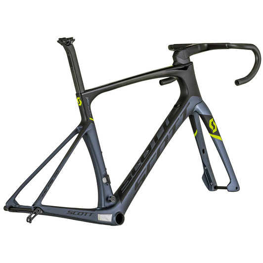 293eb10d4be Scott Foil Premium Disc HMX Road Frameset 2018 | Sigma Sports