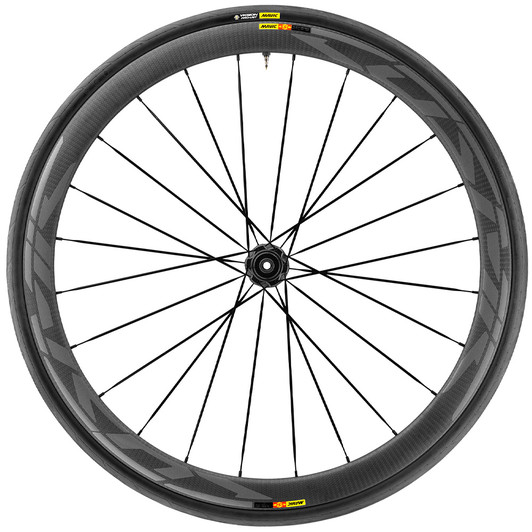 Mavic Cosmic Pro Carbon SL UST Disc Centre Lock Wheelset 2018