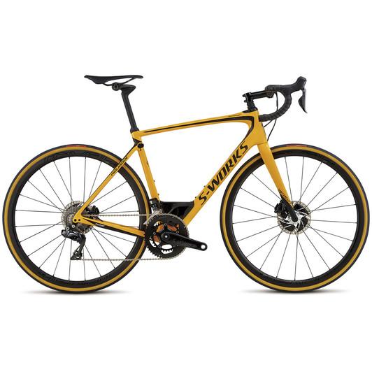 Specialized S-Works Roubaix McLaren Di2 Road Bike