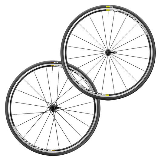 Mavic Aksium Elite 25 Clincher Wheelset 2018