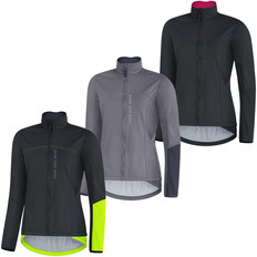 Gore Bike Wear Power Windstopper Womens Jacket