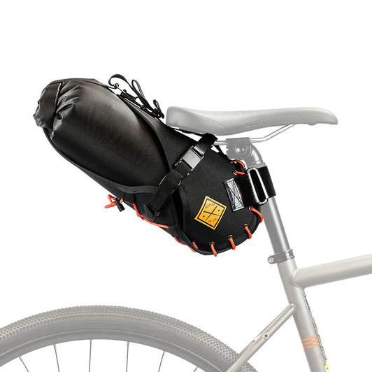 Restrap Saddle Bag With 8L Drybag