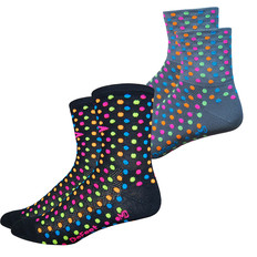 DeFeet Aireator Spotty 4 Socks