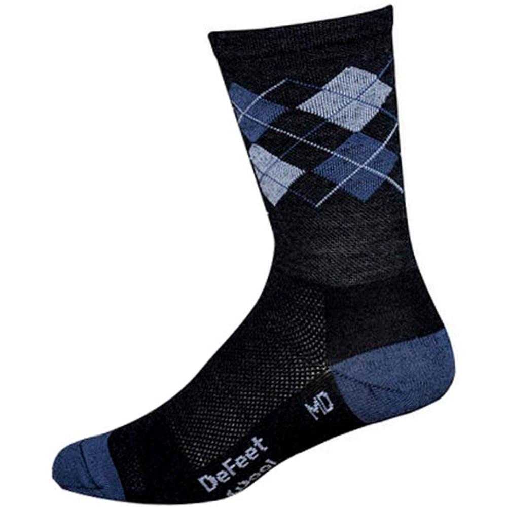 DeFeet Wooleator Argyle 5 Socks