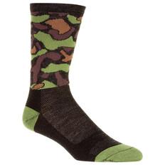 DeFeet Wooleater Camo 6 Socks