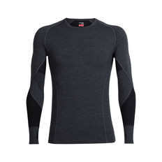 Icebreaker Winter Zone Crewe Neck Long Sleeve Baselayer