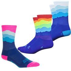DeFeet Aireator Skyline 6 Socks