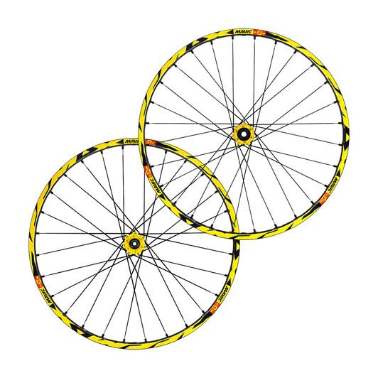 Mavic Deemax DH 27.5 MTB Wheelset 2018