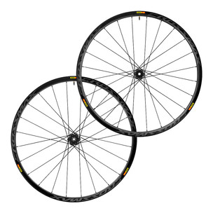 Mavic Crossmax Pro Carbon 27.5 MTB Wheelset 2018