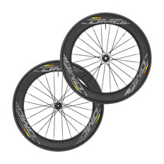 Mavic Comete Pro Carbon SL Tubular Disc Wheelset 2018
