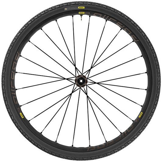 Mavic All Road Elite Disc Centre Lock 30mm Tyre Clincher Wheelset 2018