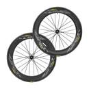 Mavic Comete Pro Carbon SL C UST Disc 6 Bolt Wheelset 2018