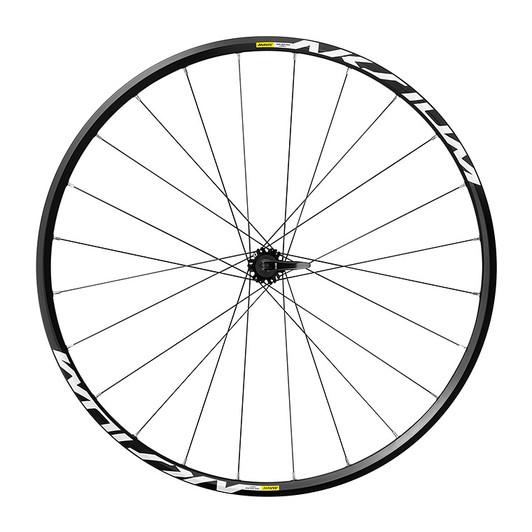 Mavic Aksium Allroad Centre Lock Disc Clincher Front Wheel 12x100 2018