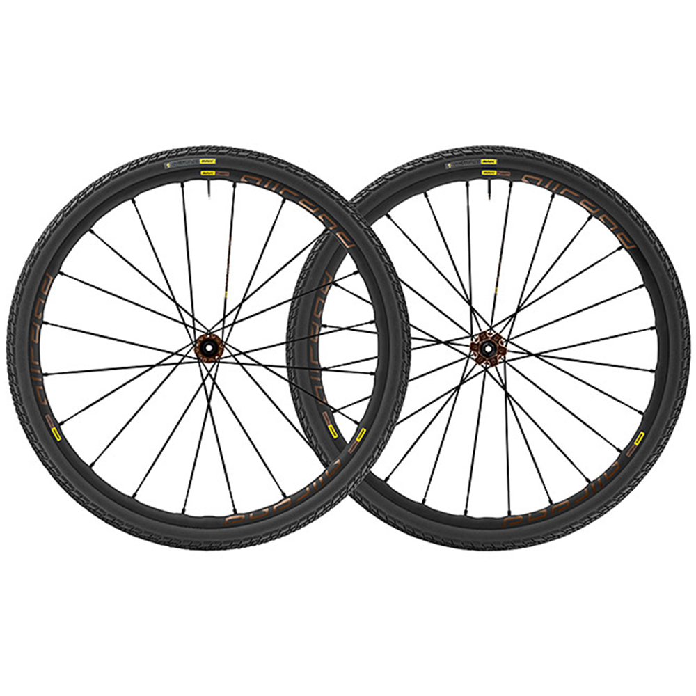 Mavic All Road Pro Disc Centre Lock 30 Clincher Wheelset 2020