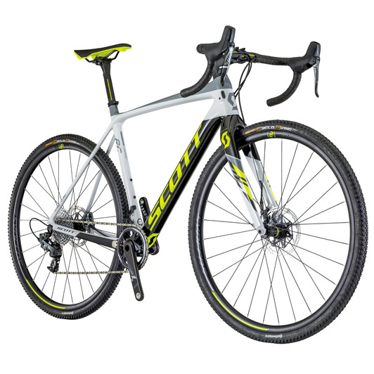 scott addict cx rc disc cyclocross bike 2018 sigma sports. Black Bedroom Furniture Sets. Home Design Ideas