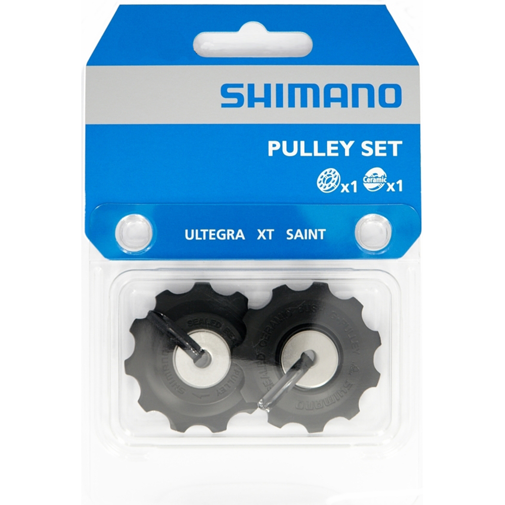 Shimano Ultegra 6700 And 105 5700 Tension Guide Pulley Set